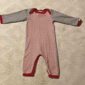 Coccoli baby boy striped onesie